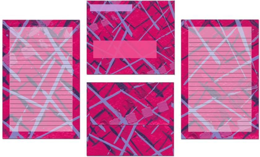 Pink-PDX-Stationery-Set
